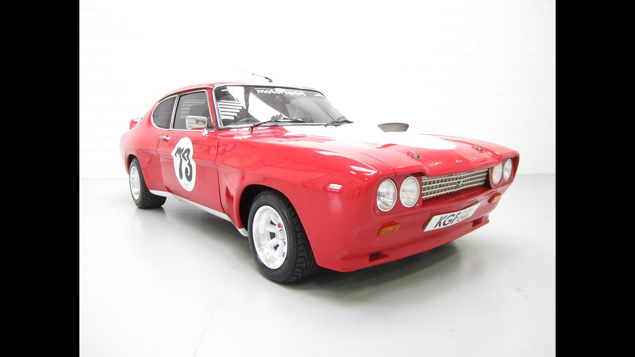 An Incredible Mk1 Ford Cologne Capri Rs3100 Recreation
