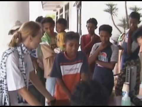 Aceh Tsunami video