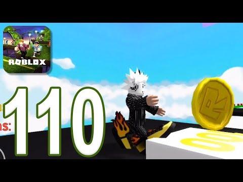 ROBLOX - Gameplay Walkthrough Part 110 - Mega Fun Obby (iOS, Android)