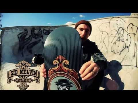 Sid x Jimbo Old Dog Board