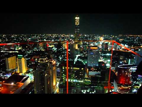 Skybar on 56th Floor, Centara Grand Hotel @ CentralWorld Bangkok