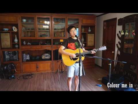 Damien rice - Colour me in (Kim kyoung tae cover)         KT sessions