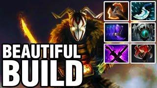 BEAUTIFUL BUILD - inYourdreaM Plays Juggernaut - Dota 2