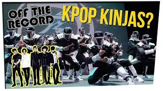 Off The Record : Kinjas Choreographing For KPOP?    Being A Superstar (Ft. Anthony Lee)