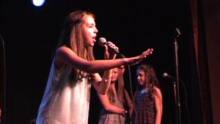 Julia White- Sing Your Own Song- PCI Industry Showcase August 2014