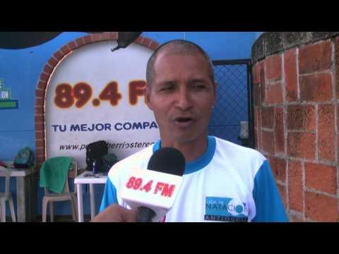 Escuela de Natación de Puerto Berrío participo en una competencia en la ciudad de Medellin