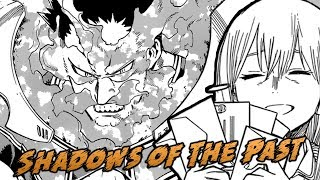 Shadows of Endeavors Past | My Hero Academia Chapter 187