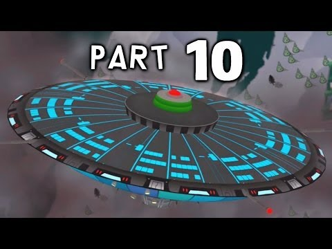 South Park Stick of Truth Gameplay Walkthrough Part 10 - Big Bad Government Guy