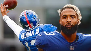 "Odell Beckham Jr. ||""God's Plan"" ᴴᴰ