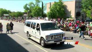 WTOC Presents the 2015 Swainsboro Pinetree Festival