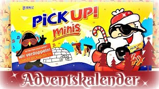 PICK UP! ADVENTSKALENDER | 9999 Dinge