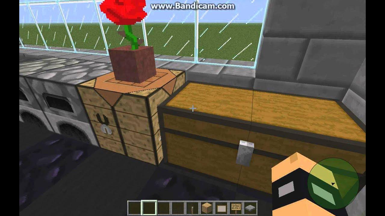 Как сделать компьютер в minecraft :З - YouTube