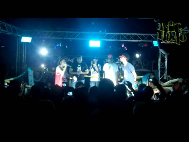 MESTIZA MC vs MAVERICK - KNOCKOUT Maracay 2012