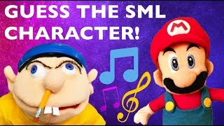 Guess The SML Character By Its Theme Song! | SuperMarioLogan Trivia Game