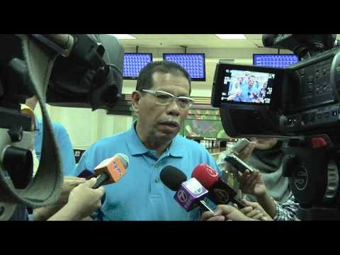 KL Mayor Diary : Bowling DBKL bersama Media 2015