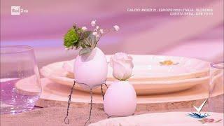 Titty & Flavia - La tavola pasquale - Detto Fatto 30/03/2021