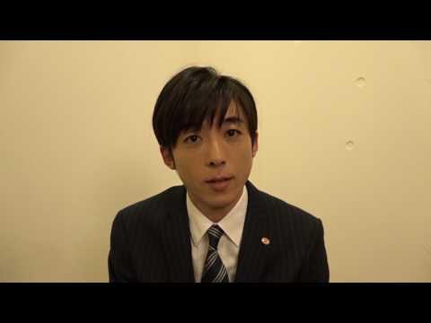 【高橋一生動画】「空飛ぶタイヤ」高橋一生スペシャルインタビュー  – 長さ: 0:45。
