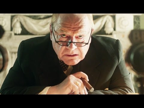 Churchill Trailer 2 2017 Brian Cox Movie - Official streaming vf
