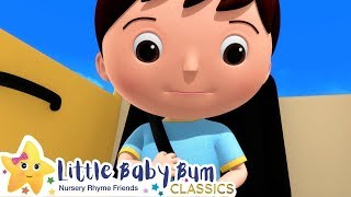 Wear Your Seat Belt Song | Nursery Rhyme & Kids Song - ABCs and 123s | Little Baby Bum