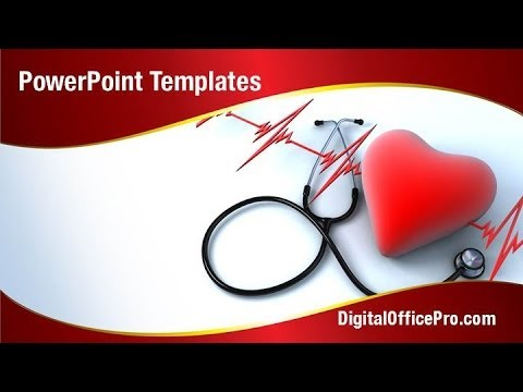 Cardiac Powerpoint Template