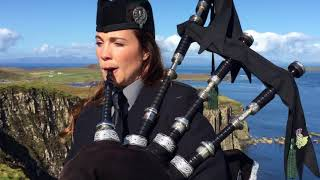 Dark Isle Piper The Gael Last Of The Mohicans Theme