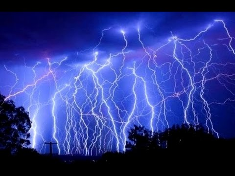 Lightning Strength and Frequency Increasing Globally Explained, Please be Careful While Outdoors