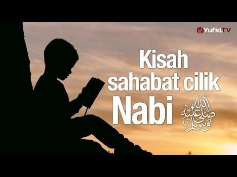 Ceramah Singkat: Kisah Sahabat Cilik Nabi - Ustadz Johan Saputra Halim, M.HI.