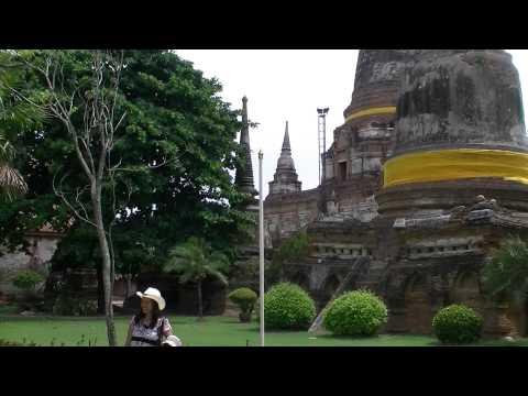 @Wat Yai Chaimongkhon,Ayutthaya Thailand 1