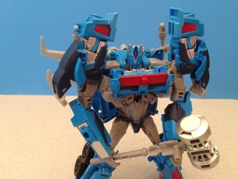 ULTRA MAGNUS VOYAGER BEAST HUNTERS TRANSFORMERS PRIME TOY REVIEW