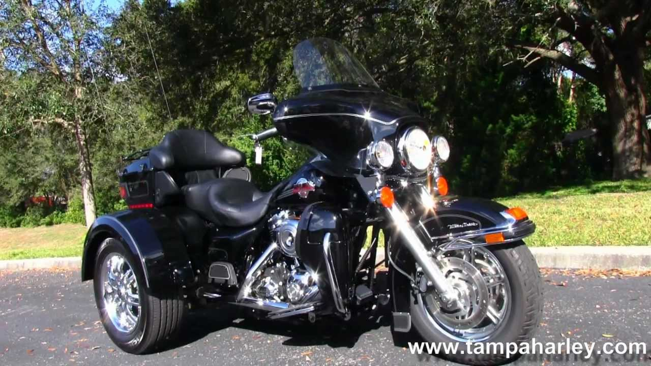 Harley Davidson Ultra Classic Electra Glide For Sale