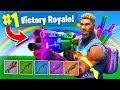The *RAINBOW* SHOTGUN ONLY Challenge In Fortnite Battle Royale!