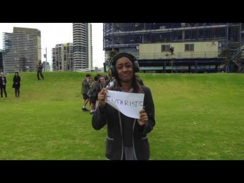 Silent Disco Tour of Fishermans Bend – Video