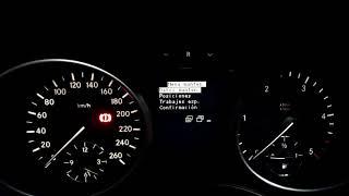4 tricks Mercedes ML w164 (FHD 1080p)