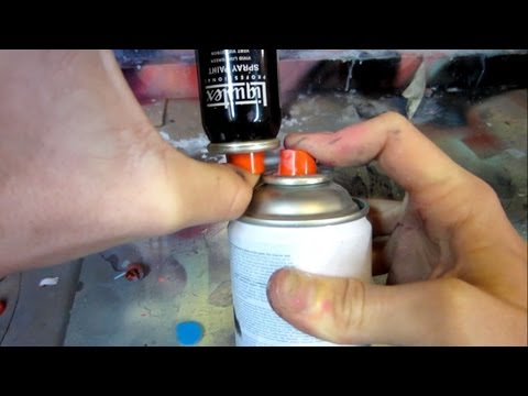 how to refill a spray paint can hd. Black Bedroom Furniture Sets. Home Design Ideas