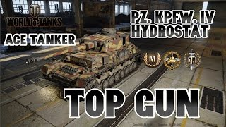 World of Tanks // Pz.Kpfw. IV Hydrostat // Ace Tanker // Top Gun // Xbox One