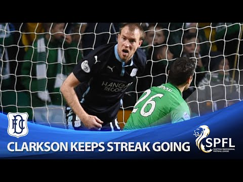 Record-chasing Clarkson scores in 7th match in a row