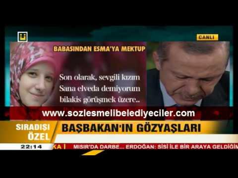 Babasından Esma'ya Mektup ve Başbakan'ın Gözyaşları-Ülke Tv