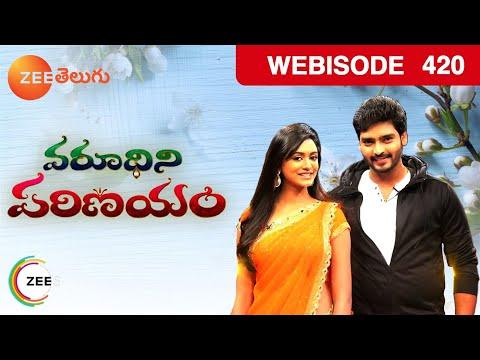 Varudhini Parinayam - Episode 420 - March - 13, 2015 - Webisode video