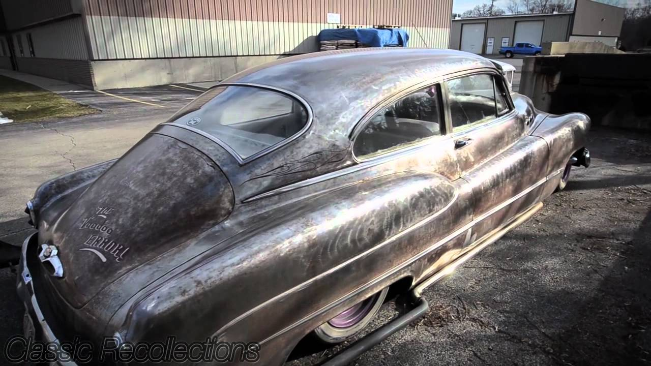 Classic Recollections 1950 Buick Special Youtube