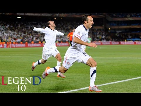 Landon Donovan: U.S. Men's National Team Legend