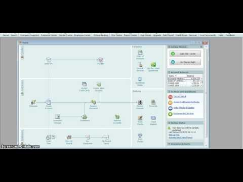 Quickbooks - Download Transactions
