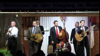 PRIMITIVE QUARTET, MY HOPE IS IN THE BLOOD; HOMINY VALLEY SINGING JULY 4, 2014 PART 16
