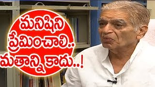 Dr.Chukka Ramaiah About Teachers Responsibility | Mahaa  Icon #3