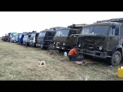 Осетинские дальнобойщики открыли второй фронт