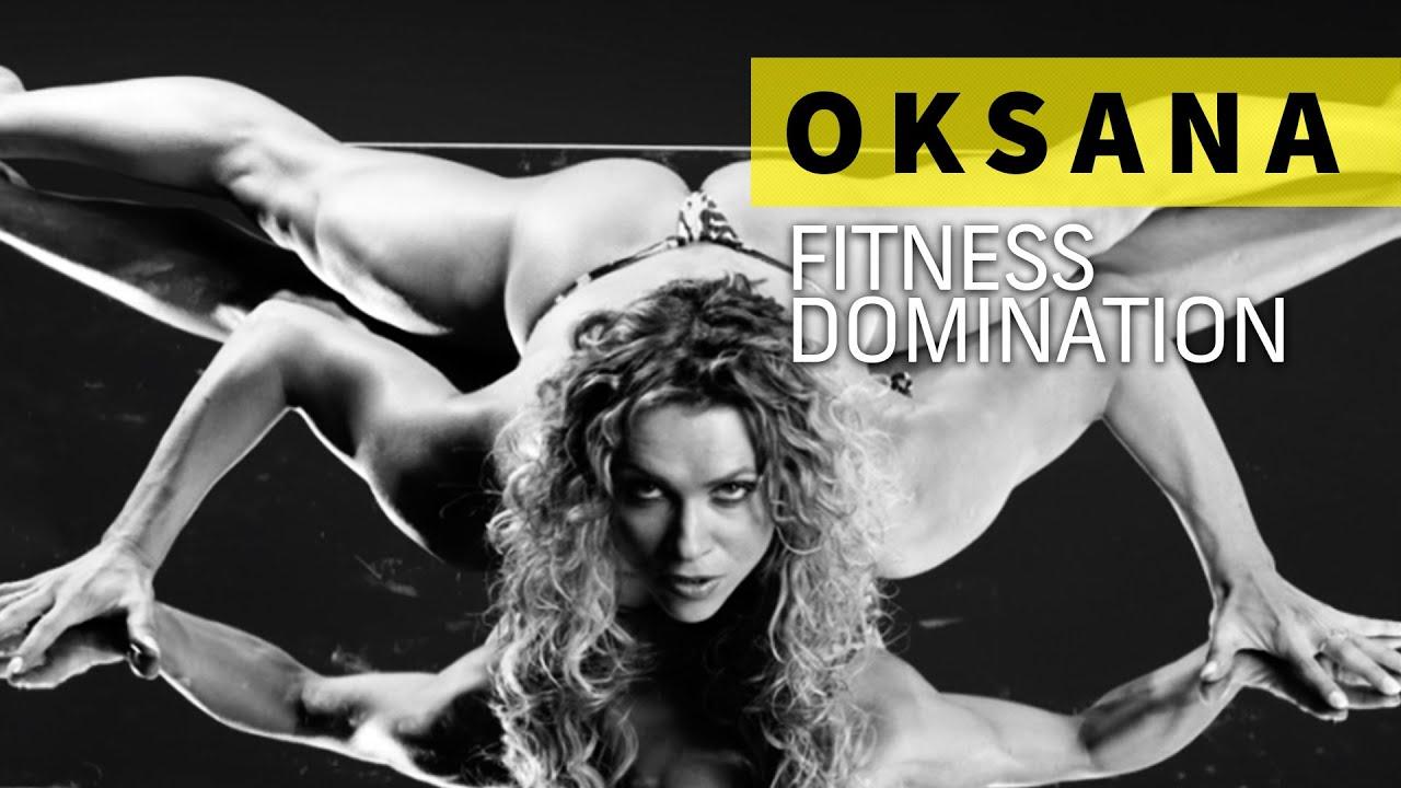 Oksana Grishina Joker Oksana Grishina Fitness