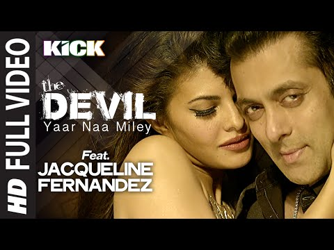 Exclusive: Yaar Na Miley | Kick | Jacqueline Fernandez | Salman Khan video