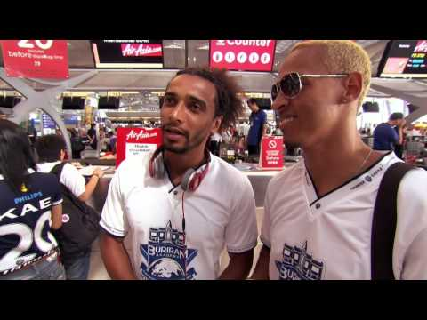 Up Close With Transfer Deadline Day's Main Act - West Brom's Peter Odemwingie