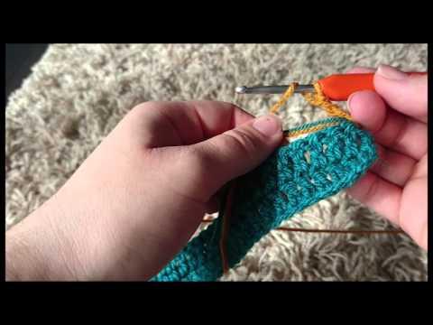 PART 1 Cosy Stripe Blanket Tutorial Attic24 Easy Beginner Crochet