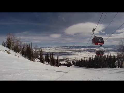 Jackson Hole Wyoming Snowboarding