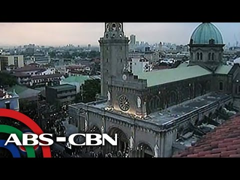 What Philippine cathedrals Pope Francis will visit?